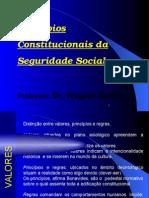 2139 Aula 16-25-09 - A Politica de Previdência Social - Wagner Balera