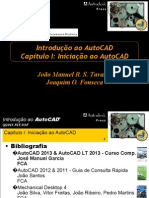 Autocad 1 - Universidade Do Porto