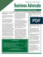WKACC Newsletter Feb 2010