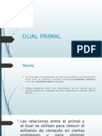 Dual Primal