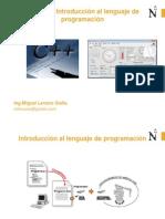 1.Introduccion Al Lenguaje de Programacion