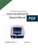 Flight 60 Service Manual Reva