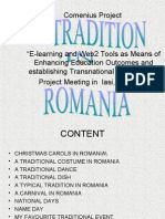 Romanian Traditions
