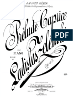 Żeleński - Prélude-Caprice, Op.43