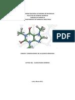 Tematica sobre quimica medicinal