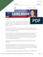 Sen. Laura Woods on HB1130
