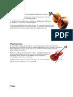 Musica Trabajo Violines