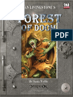 FIGHTING FANTASY Forest of Doom