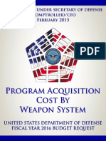 Major Weapon Systems