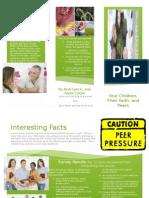 adolescent brochure