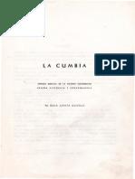 Historia de la Cumbia