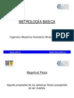 1o Sem. 2010 Metrologia REV 2010 - UTFSM