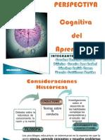 Expo de Teoria Cognitiva Del Aprendizaje