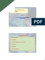 Management Stratégique 2014-2015