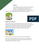 Relación Entre Familia y Escuela