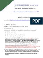 Tutorial Para Bajar Programas en Formato Mp3