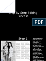 Step by Step Editing Process DPS
