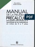 Manual Precalculo