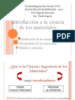 00-Introducción a La Ciencia de Los Materiales