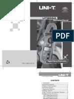 Ut204a Manual Pinsonne Uni-t