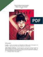 Analyse Affiche Publicitaire Hypnotic Poison 3