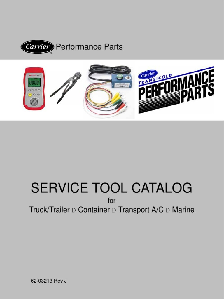 1509829442 service tool catalog carrier transicold belt (mechanical  at n-0.co