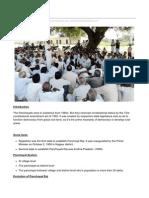 Panchayati Raj - Erewise