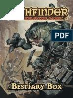 Pathfinder Bestiary Box