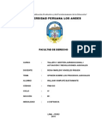 Tarea 1 - Taller v Gestión Jurisdiccional i
