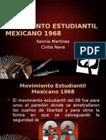 Movimiento Estudiantil Mexicano 1968