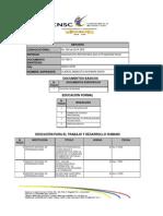 Reporte Cargue Documentos