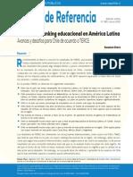 CEP Chile lidera ranking educacional en América Latina
