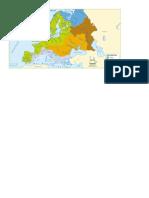 Vertientes de Europa