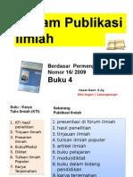PUBLIKASI iLMIAH evadir