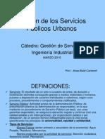 Servicios Publicos 2015