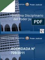 Sistema Disciplinario