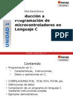 U1_T1_Programación en Lenguaje C de Pic