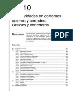 Capítulo 10 -Orificios y Vertederos - Version 06.pdf