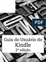 Guia do Usuário - Kindle 2a edição