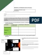 Guía N° 2 Hidrósfera 5° Básico