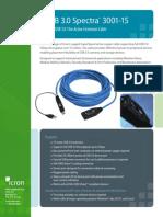 USB-3......-0-Spectra-3001-15-datasheet