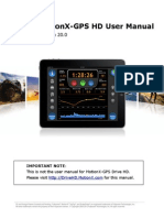 MotionX GPS HD Manual