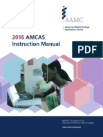 Amcas Instruction Manual