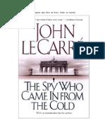 O Espião que saiu do Frio