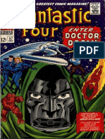 Fantastic Four 57 Vol 1