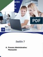 Administracion Para Los Negocios Sesion 7 y 8A