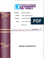 Manual Corporativo Corel Draw