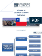 Guia Importar Chile