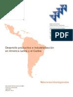 Di 18-Desarrollo Productivo e Industrializacion en ALC