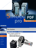 SIMOCODE Pro Presentation for SIMODODE_DP Customers